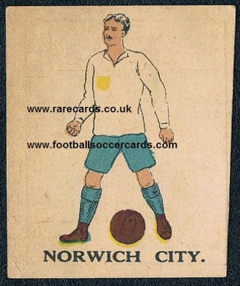 1923 Battock's Norwich City